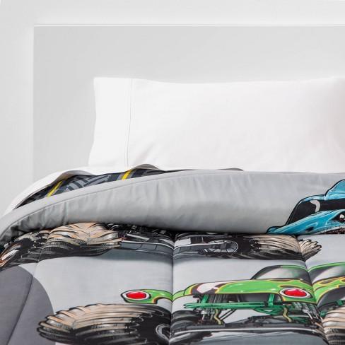 Monster Jam Twin Life Comforter Target, Twin Monster Bedding
