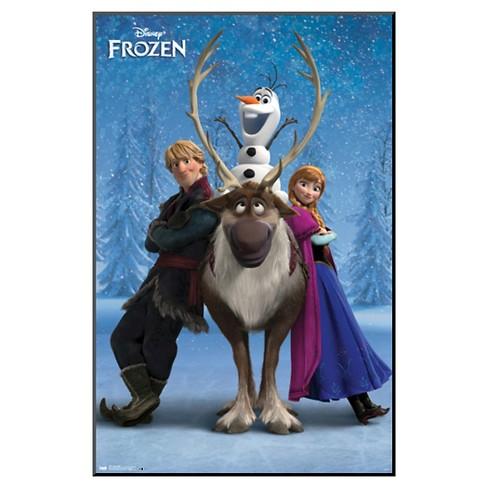 Art.com Frozen Team Mounted Print - image 1 of 2
