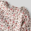 Baby Girls' 2pk Organic Cotton 'Dear' Bodysuit - little planet by carter's Pink/Beige - image 2 of 4