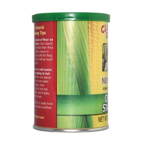 clabber girl gluten free non gmo corn starch 6 5oz target