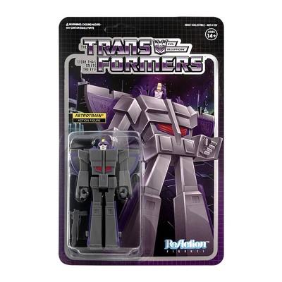Super7 Transformers ReAction Figure - Astrotrain
