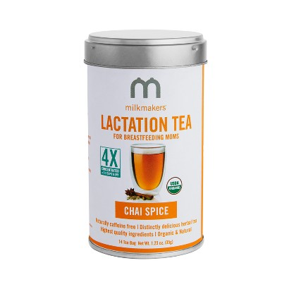 Milkmakers Lactation Tea Chai