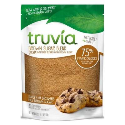Sugar & Sweetener: Truvia Brown Sugar Blend