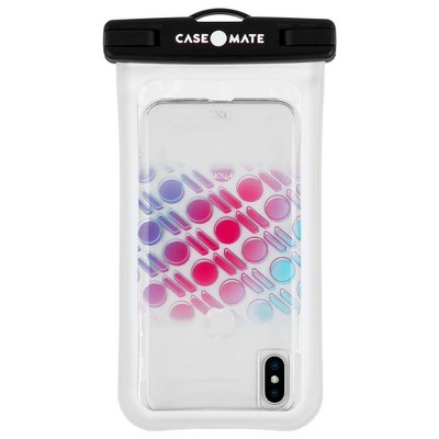 Case-Mate Waterproof Pouch - Clear