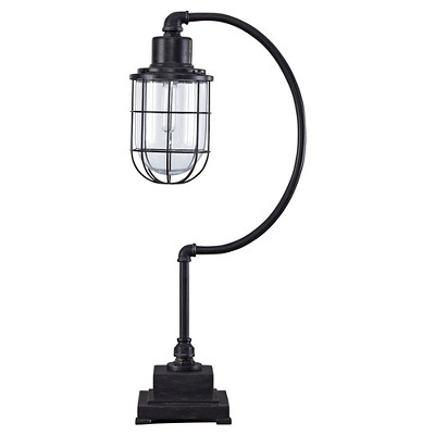Jae Desk Lamp Antique Black - Signature Design by Ashley