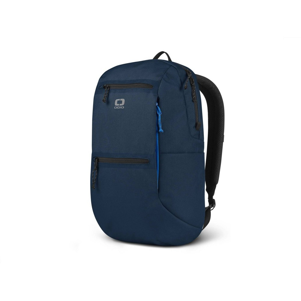 "Image of ""Ogio 12"""" Shadow Core Flux 220 Backpack - Navy, Size: Small, Blue"""