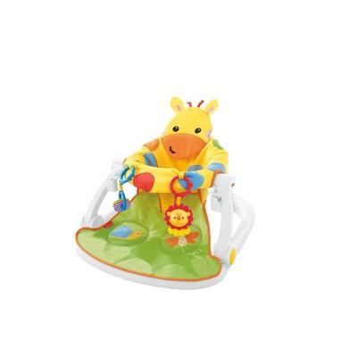 Fisher-Price Sit-Me-Up Floor Seat - Giraffe