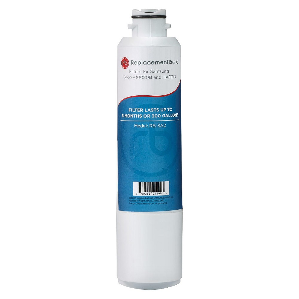 Image of Samsung Comparable Refrigerator Water Filter - DA29-00020B, White