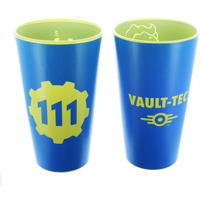 Just Funky Fallout 16oz Pint Glass 2-Pack
