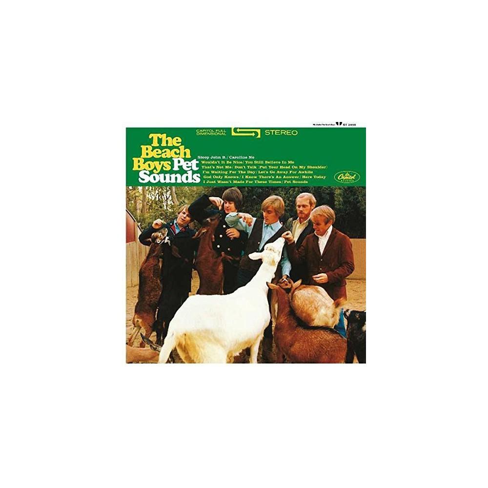 Beach Boys - Pet Sounds (Vinyl)