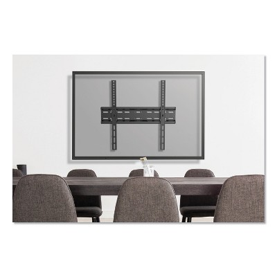 "Innovera Fixed & Tilt TV Wall Mount for Monitors 32"" to 55"" 16.7w x 2d x 18.3h 56025"