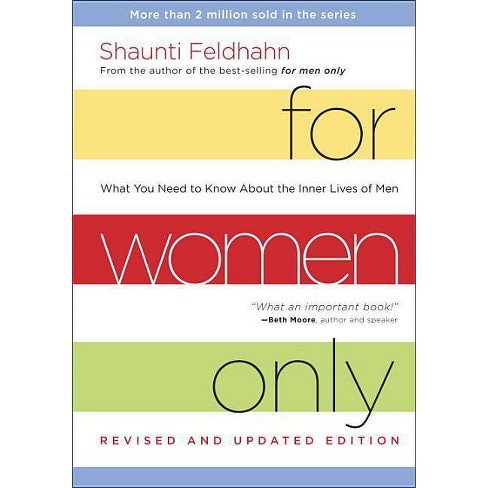 For Women Only - by  Shaunti Feldhahn (Hardcover) - image 1 of 1