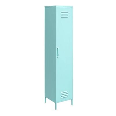 Cache Single Metal Locker Storage Cabinet - Novogratz