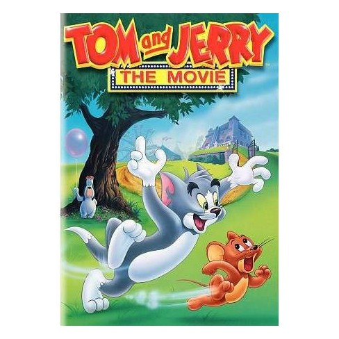 Tom and Jerry: The Movie (DVD) - image 1 of 1