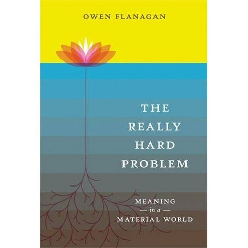The Really Hard Problem - (Bradford Books) by  Owen Flanagan (Paperback) - image 1 of 1