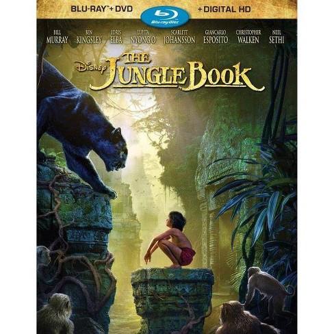 The Jungle Book Blu Ray Dvd Digital Target