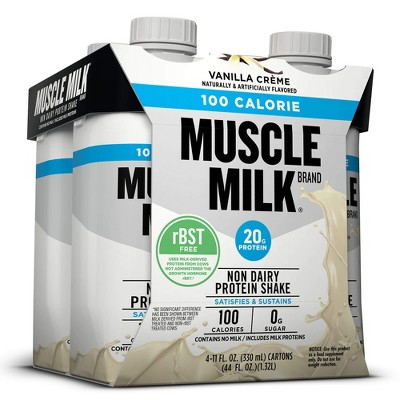 Protein & Meal Replacement: Muscle Milk 100 Calorie Protein Shake