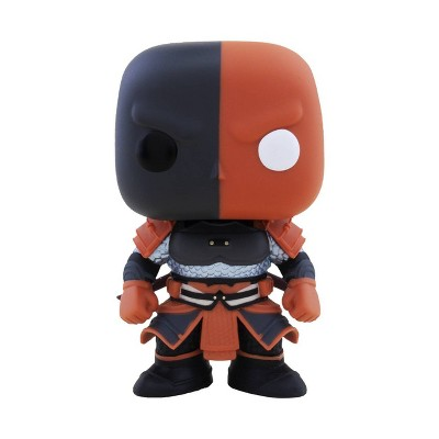 Funko POP! Heroes: DC Imperial Palace - Deathstroke (2021 Virtual Funkon Shared Exclusive)