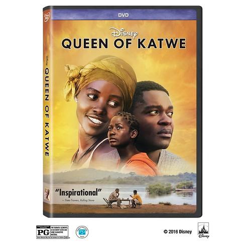 Queen Of Katwe Dvd Target