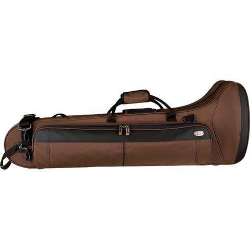 Protec PB306CTCH Contoured Straight/F Attachment Tenor Trombone PRO PAC Case - image 1 of 2