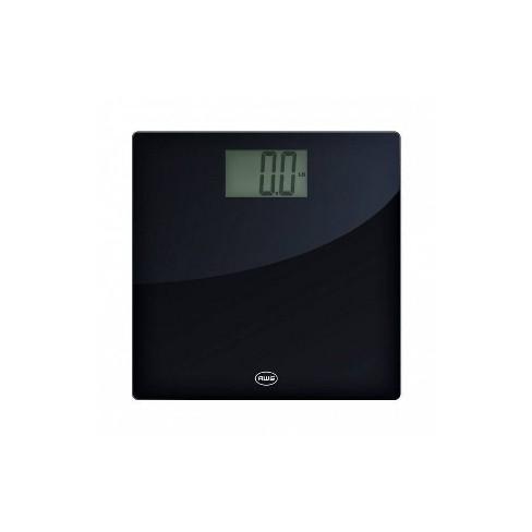 Digital Bathroom Scale Black American Weigh Scales Target