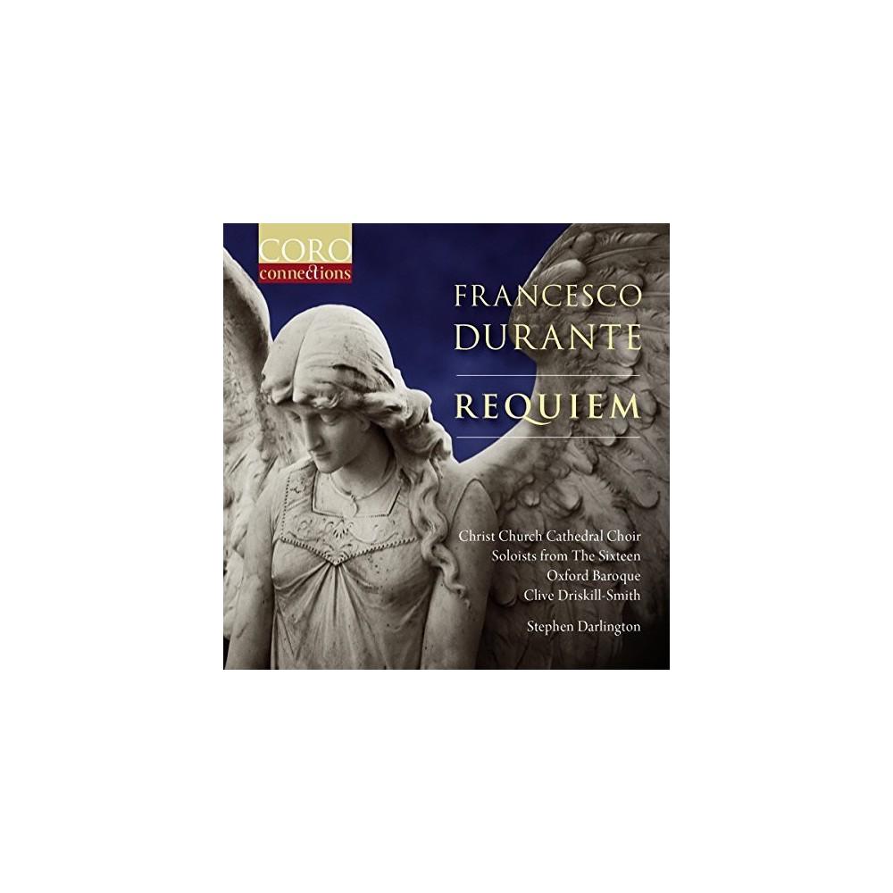 Stephen Darlington - Durante:Requiem (CD)
