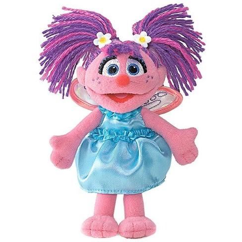 Sesame Street Abby Cadabby 6 Inch Beanbag Plush