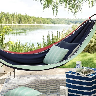 Nylon Hammock with Carrying Bag 3 Single Straps - Room Essentials™
