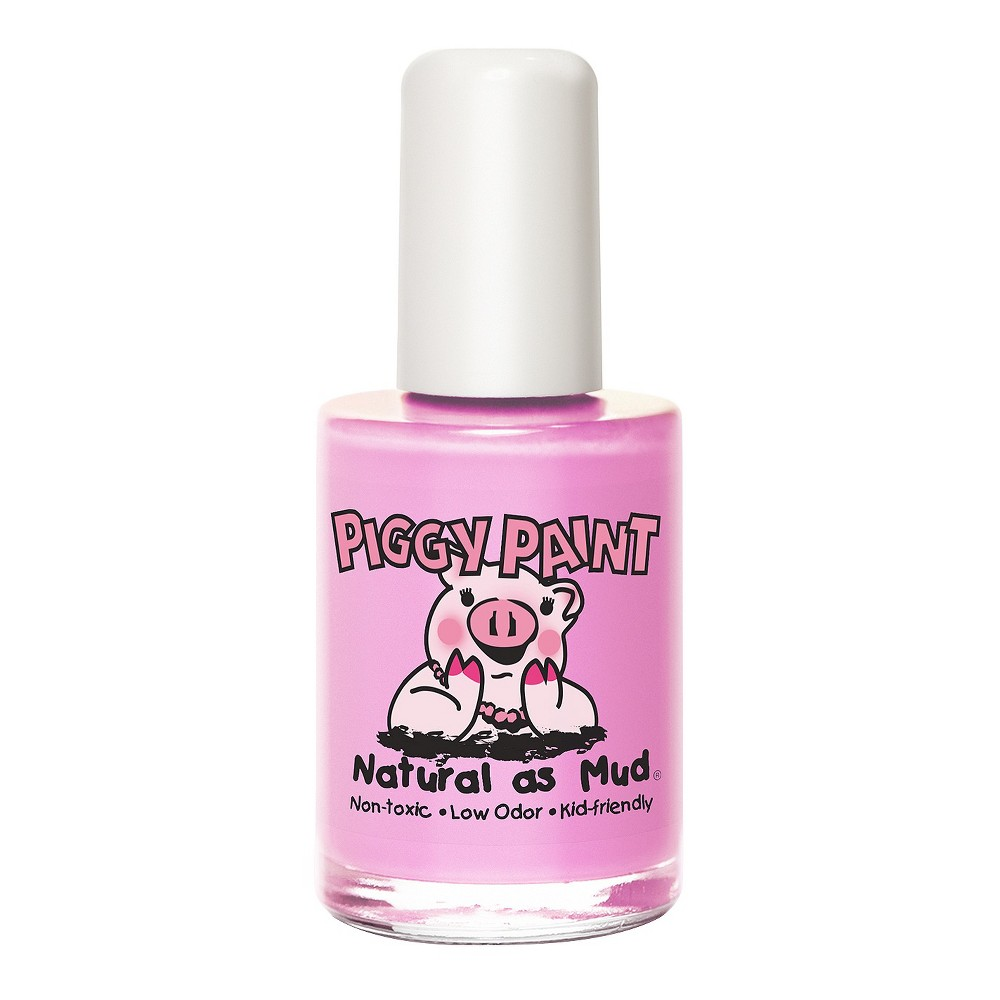 Piggy Paint Non-Toxic Nail Polish - Pinkie Promise - 0.5 oz