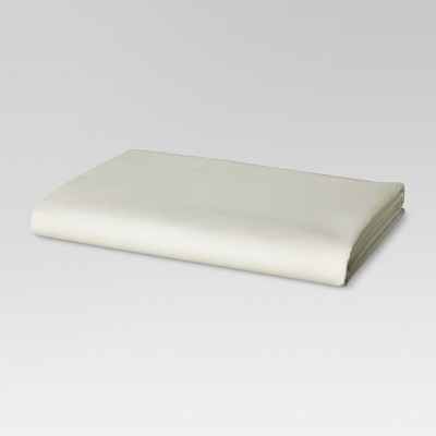 Ultra Soft Fitted Sheet (Queen)Ivory 300 Thread Count - Threshold™