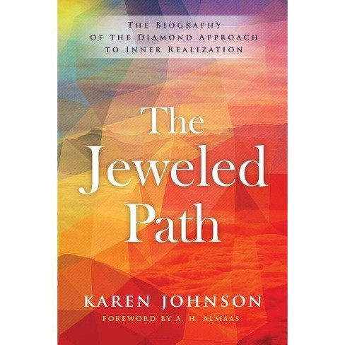 The Jeweled Path - by  Karen Johnson (Paperback) - image 1 of 1