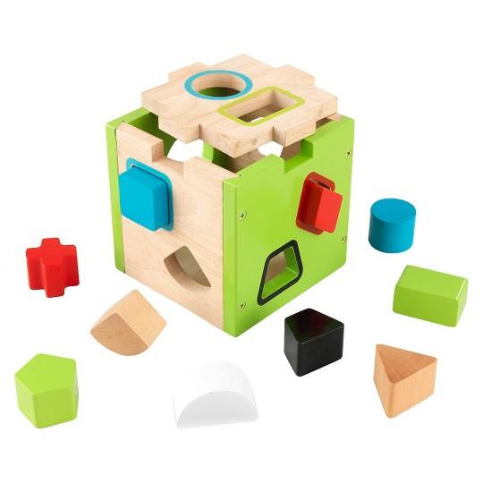 KidKraft Shape Sorting Cube image number null