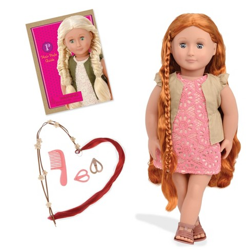 Our Generation® Hair Play Doll - Patience™ - image 1 of 6
