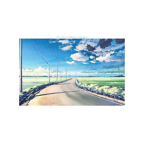 Sky Longing For Memories The Art Of Makoto Shinkai Translation