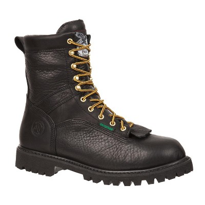 Men's Georgia Boot Waterproof Lace-to-Toe Work Boot