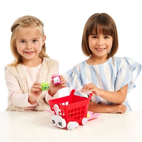 Kindi Kids Shopping Cart, doll playsets image number null