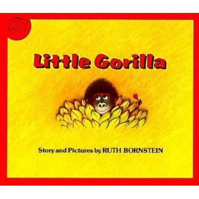 Little Gorilla - (Carry Along Book & Cassette Favorites)by Ruth Bornstein (Paperback)