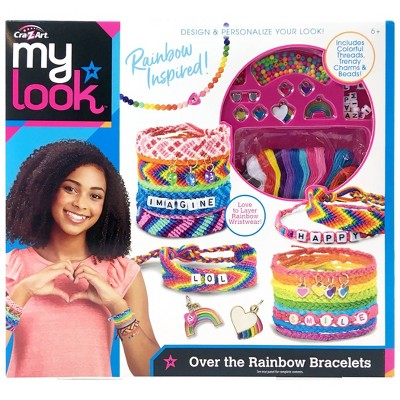 My Look Over the Rainbow Friendship Bracelet by Cra-Z-Art