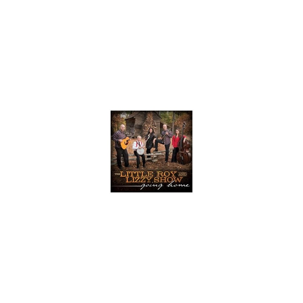 Little Roy & Lizzy S - Going Home (CD)