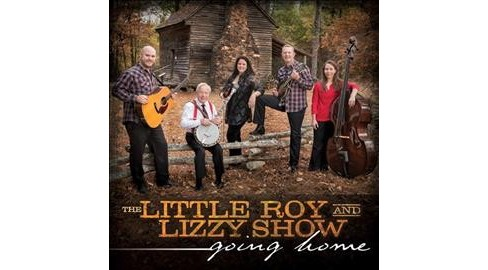 Little Roy & Lizzy S - Going Home (CD) - image 1 of 1