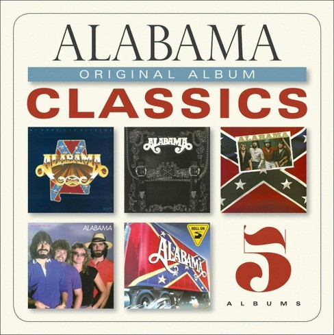 Alabama - Original album classics:Alabama (CD) - image 1 of 1