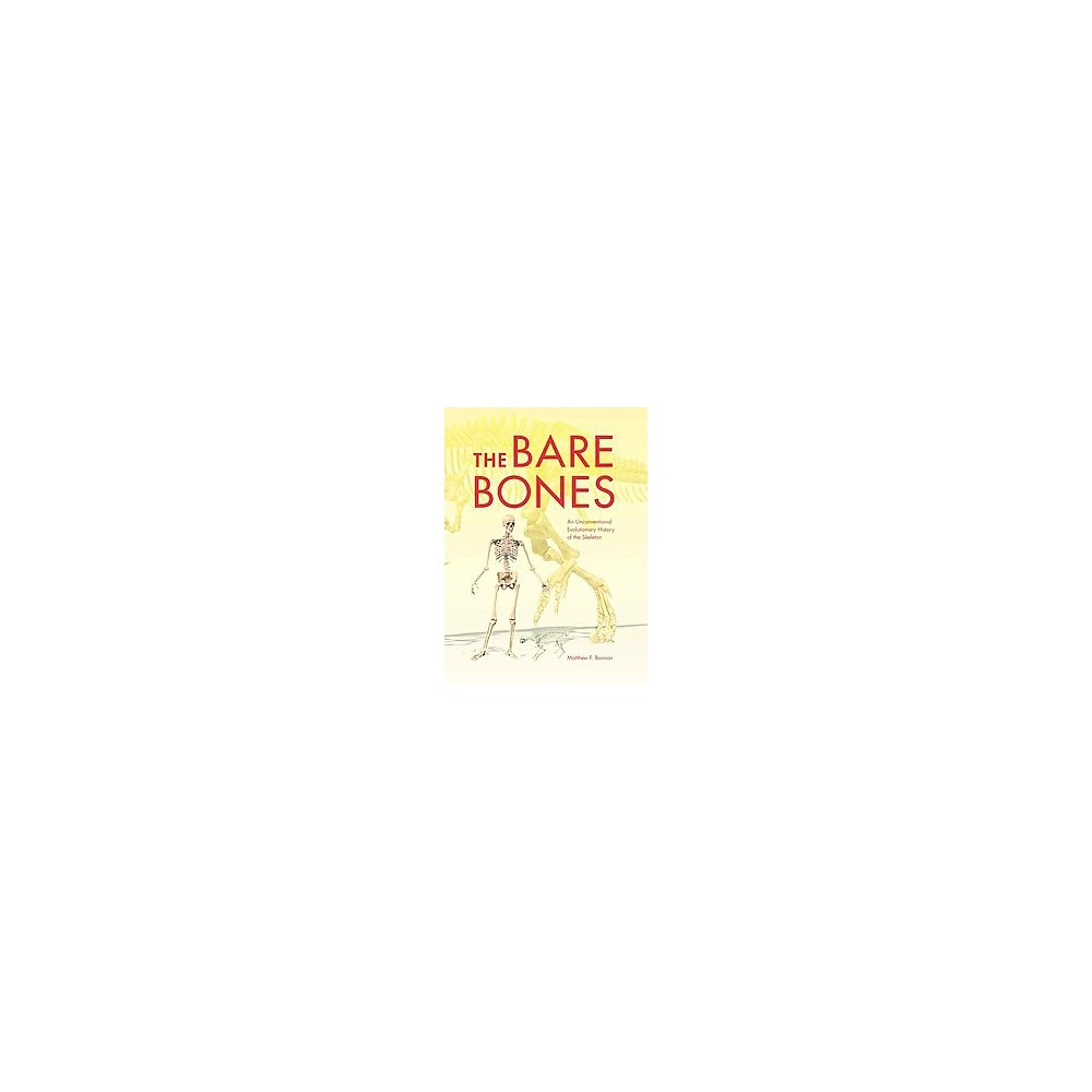 Bare Bones : An Unconventional Evolutionary History of the Skeleton (Hardcover) (Matthew F. Bonnan)