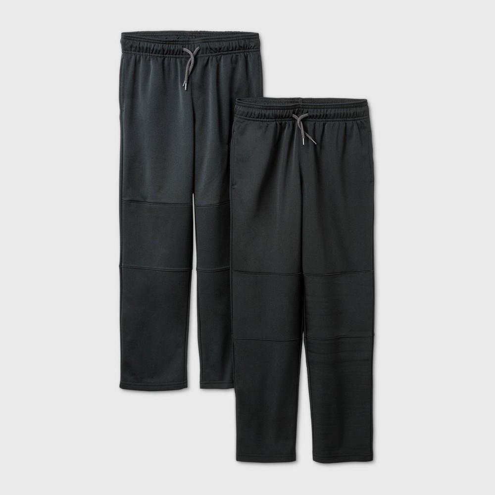 Boys 39 2pk Activewear Pants Cat 38 Jack 8482 Black Xl