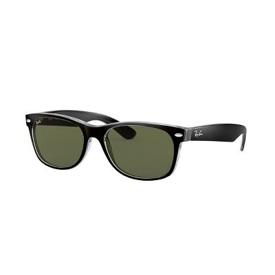 Ray-Ban RB2132 58mm New Wayfarer Unisex Square Sunglasses