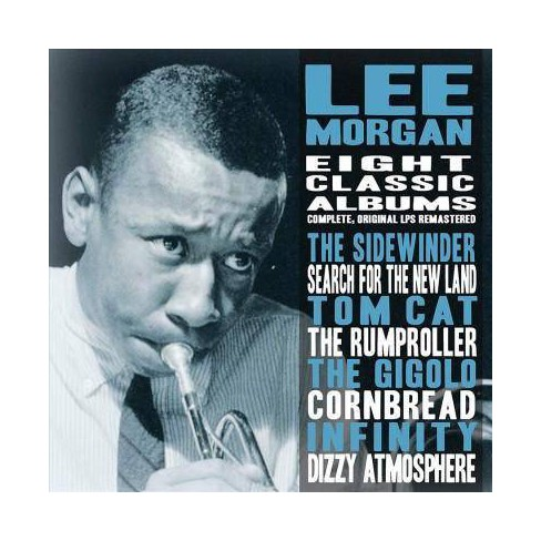 Lee Morgan - Eight Classic Albums (CD) - image 1 of 1