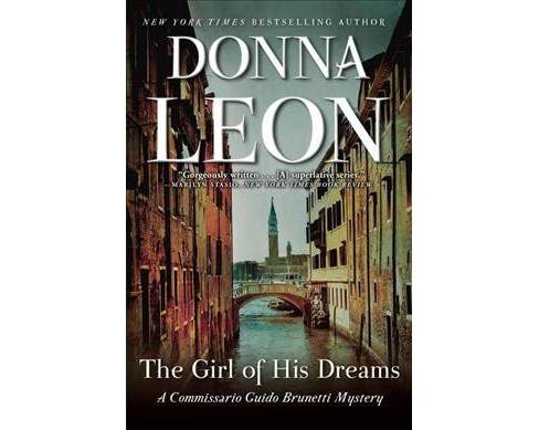 Girl of His Dreams (Reprint) (Paperback) (Donna Leon) - image 1 of 1