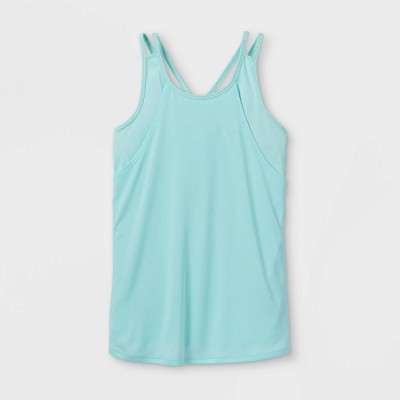 Girls' Double Layered Tank Top - All in Motion™