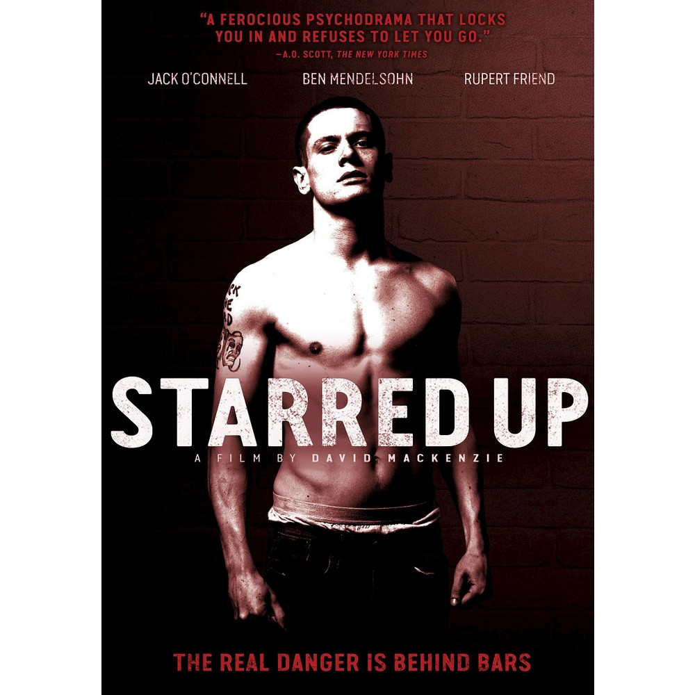 Starred Up (Dvd), Movies