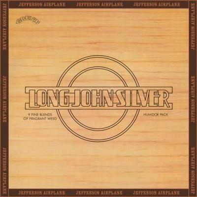 Jefferson Airplane - Long John Silver (Vinyl)
