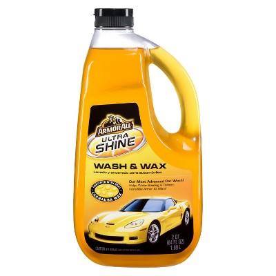 Car Wash Soap & Shampoo: Armor All Ultra Shine